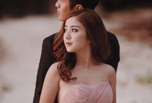 Prewedding Makeup Hairdo by Ira Makeup Artist