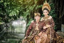 Prewedding Adat Bali by Wikanka Photography