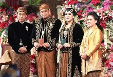 The Wedding of Kahiyang & Bobby by Ellinorline Gift