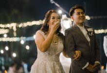 Ardian & Nadia Wedding by Golf Graha Famili