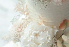 The Wedding of Agus & Winnie by KAIA Cakes & Co.