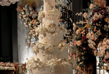 The wedding of Antonius & Angela by KAIA Cakes & Co.