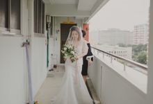 Church Weddings by Huahee