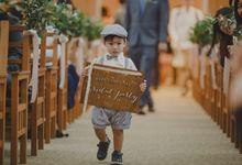 Church Weddings by Huahee