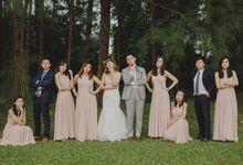 WH + KQ  (Rustic White Church Wedding) by Huahee