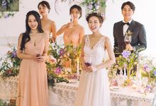 Korea Prewedding Bridal Shower Package by Annes Boutique