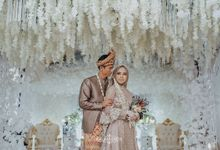 Fera & Adhar Wedding by Kalimasada Photography