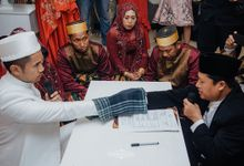 Azizah & Iqbal Wedding by Kalimasada Photography