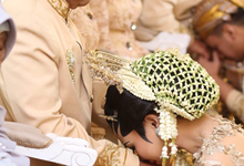 Wedding of Tomy & Citra  by Kala Senja Wedding Organizer