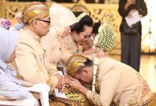 Wedding of Tomy & Citra  by Kala Senja Wedding Organizer