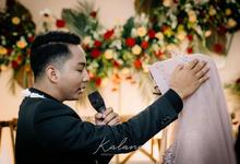 Intimate Wedding Rayn & Mita by Kalana Wedding