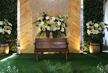 RUSTIC WEDDING - FANNY & BARKAH by Kalea Decoration