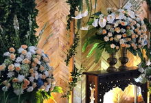 RUSTIC WEDDING DITA & FAHMI  by Kalea Decoration