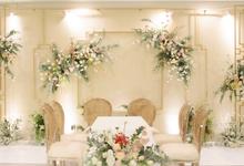 Zulfa & Bagus Wedding Day by Kalea Design