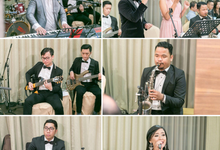 Leo & Melissa Wedding 9 September 2017 by Kaleb Music Creative