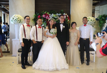 Hwei & Vanessa Wedding 7 Oktober 2017 by Kaleb Music Creative