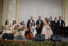 FAIRMONT HOTEL JAKARTA   WEDDING RAHMA & ANDRE  by Kaleb Music Creative
