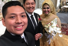 FAIRMONT JAKARTA    Rahma & Andre Wedding by Kaleb Music Creative