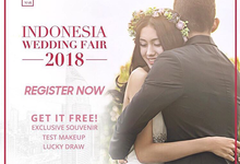 INDONESIA WEDDING FAIR 2018 by Kaleb Music Creative