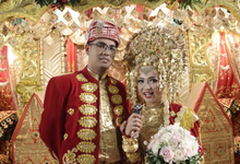 BALE ASRI PUSDAI BDG Lisha & Andre Wedding by Kaleb Music Creative