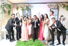 el Royale Bandung Anda & Sharleene Wedding by Kaleb Music Creative
