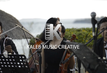 Amankila Resort Bali Nellie & Ben Wedding by Kaleb Music Creative