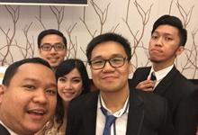 Hilton Bandung Mellisa & Tommy Engagement by Kaleb Music Creative