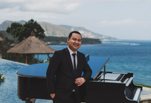 AMANKILA BALI  Matija & Rebecca Wedding  by Kaleb Music Creative