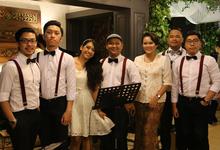 Kembang Goela Jakarta ADI & ARI  Wedding by Kaleb Music Creative