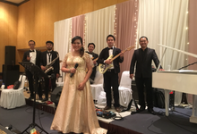 GRAND EASTERN YOHANES & IDA WEDDING  by Kaleb Music Creative