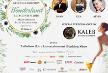 WONDERLAND BRIDALWALK WEDDING EXHIBITION  by Kaleb Music Creative
