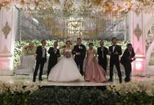 ARYADUTA BDG TEDDY & JESSICA WEDDING 15 SEPTEMBER  by Kaleb Music Creative