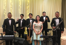 WESTPOINT HOTEL EFFENDY & JULIA WEDDING 16 SEPT 18 by Kaleb Music Creative