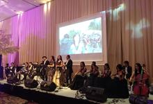 FAIRMONT JAKARTA  WILLIAM & STELLA WEDDING by Kaleb Music Creative