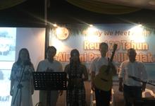 PUTRI DUYUNG JAKARTA STAN ALUMNUS GATHERING by Kaleb Music Creative
