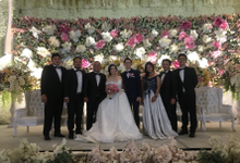 HARRIS VERTU JAKARTA ARIFIN & CHRISTIEN WEDDING by Kaleb Music Creative