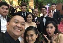 BIOTROP BOGOR Jemmy & Lydia Wedding by Kaleb Music Creative