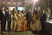 GH UNIVERSAL BANDUNG Dio & Caroline Wedding by Kaleb Music Creative