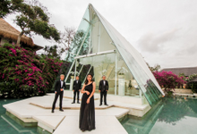 TIRTHA ULUWATU BALI MARTIN & LIANA WEDDING 30 NOV by Kaleb Music Creative