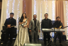 EL ROYALE BANDUNG ERWIN & JESSY WEDDING  by Kaleb Music Creative