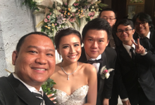 FOUR SEASONS JAKARTA JIMMY&PRISTINE WEDDING18.5.19 by Kaleb Music Creative