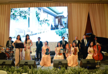 FOUR SEASONS JAKARTA JIMMY&PRISTINE WEDDING18.5.19 by Kaleb Music Creative