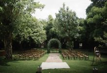 The Wedding of Allison & Kam by Bali Eve Wedding & Event Planner