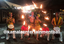 Fire Dance Capoera with Percussion  by Kamala entertainment centre