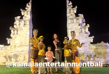 Nusantara Dance by Kamala entertainment centre