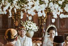 Gita & Jon Wedding by Kamala Studio