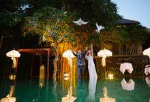 Wedding in Kamandalu Resort Ubud by Gusmank Wedding Photography