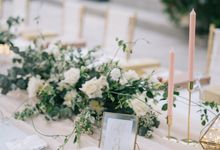 Rustic Elegant for Gabe + Selvia by Reena Event Stylist House