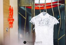 Kenneth & Joanne Wedding Day by Maison Superb