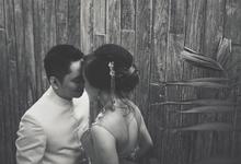 Wilsen & Cinta by Kansha Photography